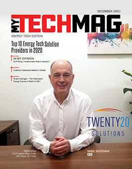MYTECHMAG Energy Tech Edition DEC 2020