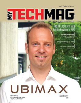 MYTECHMAG Logistics Edition DEC 2020